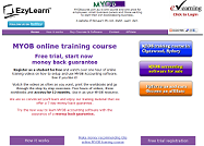 All MYOB courses now sold separately