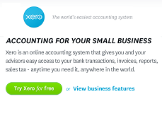 xero online cloud accounting software versus MYOB