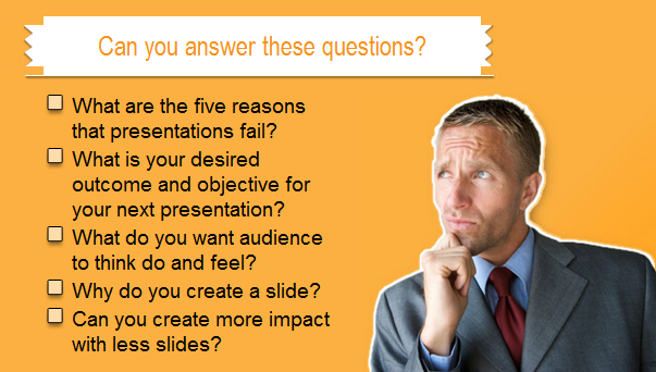 Powerful Powerpoint Presentation Questions