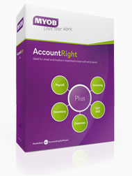 MYOB AccountRight Plus 2011 - Training Course and Support