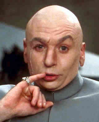 Dr Evil - Need the info - what do you want in an online training course