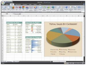 Microsoft Excel prepayments online training course and MYOB