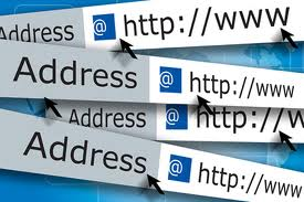 Domain names and email addresses from Domain Name Beginners
