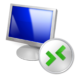 Remote_desktop_connection_icon for MYOB hosted in the cloud