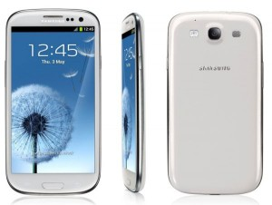Samsung-Galaxy-S3 with Telstra and not Optus