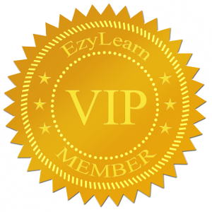 EzyLearn MYOB Bookkeeper Gold VIP member logo - small