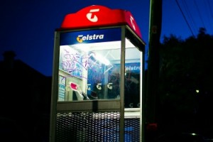 Telstra and wifi in phone booths
