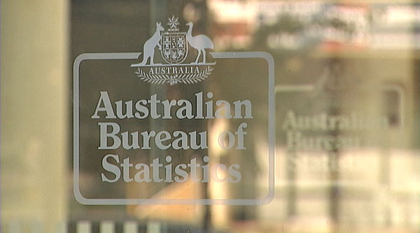 Australian Bureau of Statistics office door reveal the majority of micro businesses use the Internet to let their staff work from home