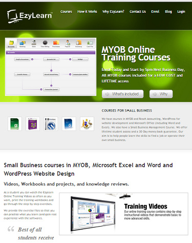 MYOB Training Courses delivered in Sydney, Melbourne, Brisbane, Adelaide, Perth, Darwin and Hobart