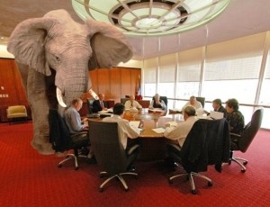 Intuit Quickbooks is the elephant-in-the-room for MYOB and Xero Cloud Accounting