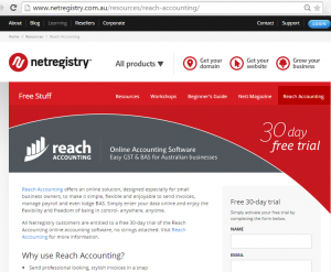 Reach Accounting Service Shut Down
