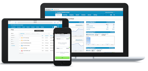 xero cloud accounting software works on tablets phones and desktop computers