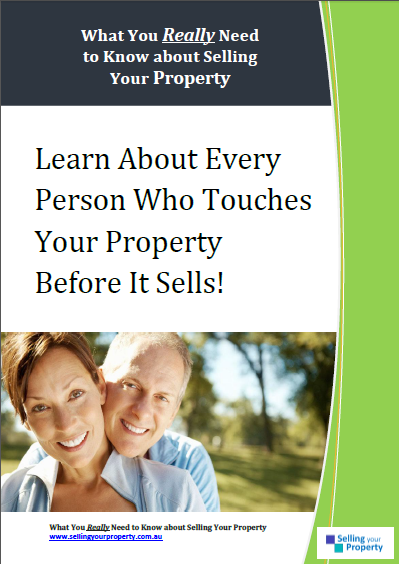 Selling Your Property Information Guide 2 - Learn about every person who touches your property before it sells