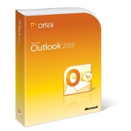 Microsoft Outlook product box software training courses 188wide