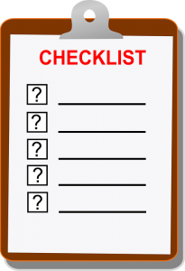 checklist for job interview questions for bookkeepers