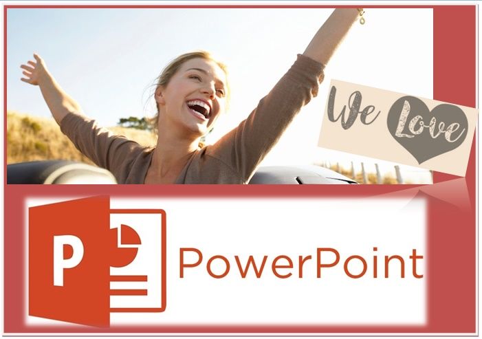 learn PowerPoint online training course