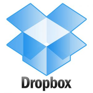 dropbox for storing xero accounting receipts