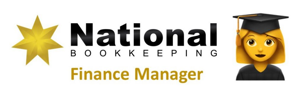 Good experienced Xero, MYOB Finance Manager and bookkeeper for local bookkeeping - Natbooks Logo