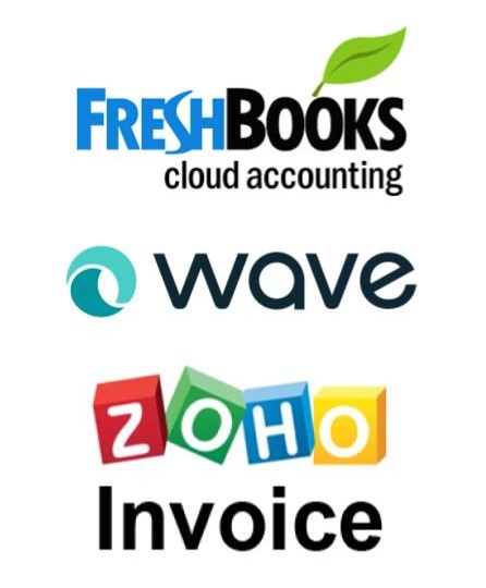 Freshbooks, Zoho, WaveApps alternatives to Xero & QuickBooks Online
