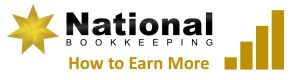 National Bookkeeping - How to Earn More Money