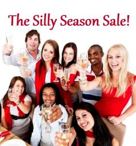 Silly Season Online Training Course Special Offers for Online Training Courses in Xero, MYOB, Excel, WordPress, Digital Marketing, Microsoft Office Skills