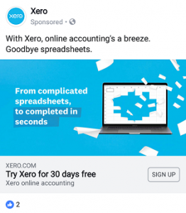 Xero online accounting wooing users from complicated spreadsheets training courses 2