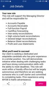 Advanced Accounting Admin Job & MYOB Training Courses