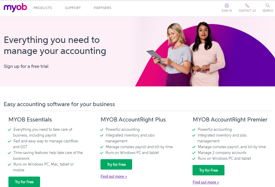 FREE MYOB AccountRight Plus Trial Software & FREE MYOB Training Course Samples