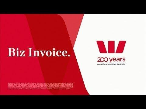 Westpac Biz Invoice to compete against Wiise, PayPal Invoicing and apps like Zoho Invoicing, WaveApps etc training course 1