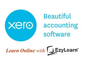 Learn How to use Xero with EzyLearn Online Courses logo