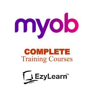 MYOB COMPLETE Training Courses Online Suite - EzyLearn