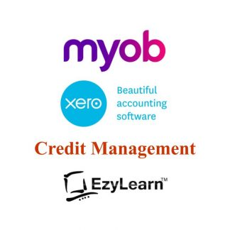 MYOB & Xero Credit Management (data entry, accounts payable, accounts receivable) training courses