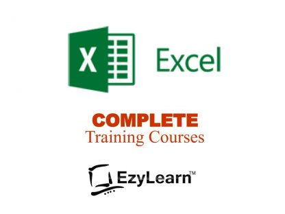 Microsoft Excel Beginners to Advanced Spreadsheet training course & support - Ezylearn