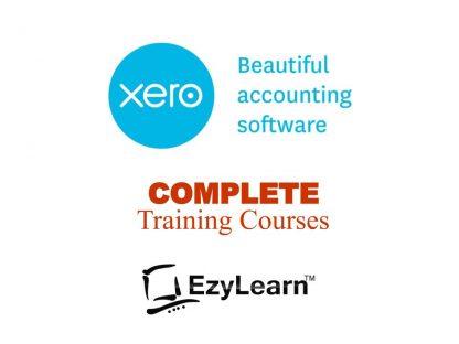 Xero COMPLETE Training Courses Online Suite - EzyLearn