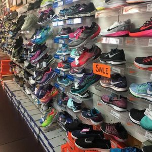Kids shoe retail shop using MYOB AccountRight with a POS system - No need to upgrade accounting software - MYOB Beginners Training Courses