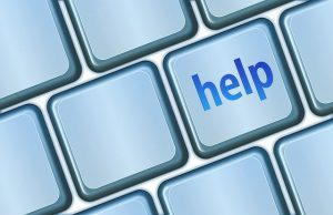 receptionist, data entry, customer service training courses to find jobs working online remotely from home - support help