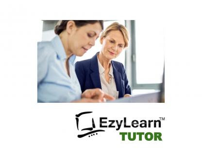 EzyLearn Online Accounting, Office Admin & Digital Marketing Tutor