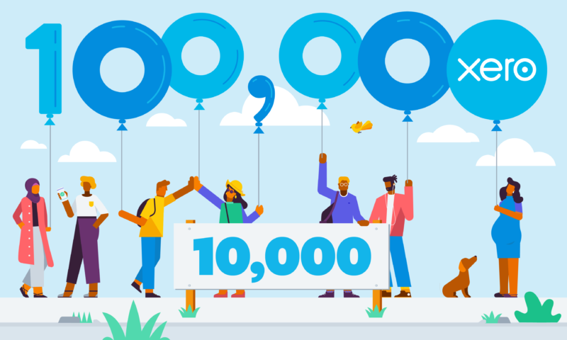 Xero Certified Partner Program exceeds 100,000 members - Xero Central Announcement - EzyLearn's Xero COMPLETE training Courses