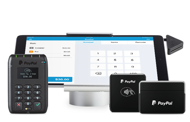 PayPal POS Readers, Tablets and Integration with Xero, MYOB and QuickBooks Online Training Courses from $49